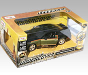 Maisto Need for Speed: Undercover 2006 Ford Mustang GT packaging