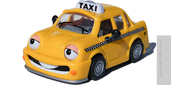 Chevron Cars 6 Tyler Taxi Review