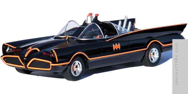 Mattel TV Series Batmobile