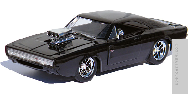 Jada Toys Furious 7 1970 Dodge Charger R/T