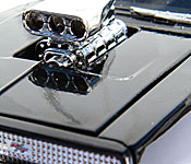 Jada Toys Furious 7 1970 Dodge Charger R/T engine