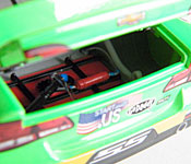 Lionel Danica Patrick #10 GoDaddy Salutes 2013 Chevrolet SS trunk