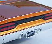 Jada Toys Furious 7 1970 Plymouth Road Runner rear
