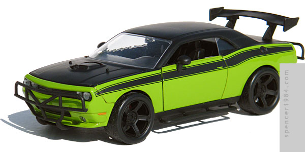 Jada Toys Furious 7 Off-Road Challenger