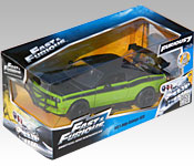 Jada Toys Furious 7 Off-Road Challenger packaging