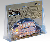 My Neighbor Totoro Neko Bus Packaging