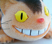 My Neighbor Totoro Neko Bus face