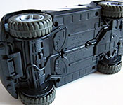 Tomy Judy's Police Cruiser chassis