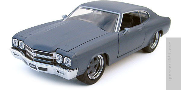Jada Toys Fast and Furious Chevy Chevelle SS