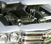 Jada Toys Fast and Furious Chevy Chevelle SS engine