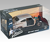 Jada Toys F8 Chevy Fleetline packaging