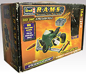 RAMS Vicious Cycle packaging