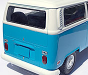 GreenLight Collectibles Lost 1971 Volkswagen Type 2 rear
