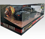 Jada Toys Knight Rider KITT packaging