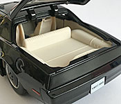 Jada Toys Knight Rider KITT rear