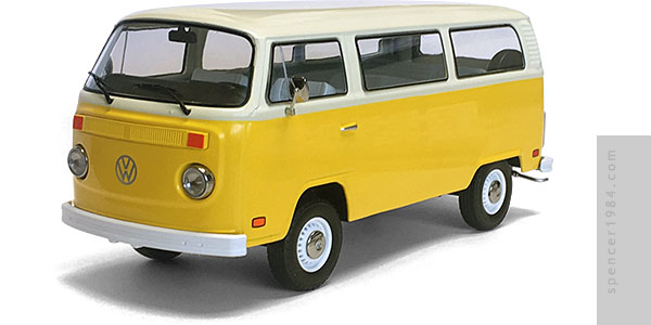 GreenLight Collectibles Little Miss Sunshine 1978 Volkswagen Type 2