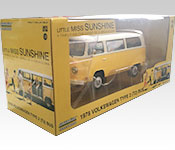 GreenLight Collectibles Little Miss Sunshine 1978 Volkswagen Type 2 packaging