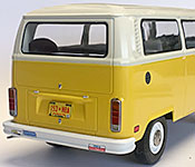 GreenLight Collectibles Little Miss Sunshine 1978 Volkswagen Type 2 rear