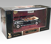 Yat Ming 1938 Cadillac V-16 Presidential Limousine box