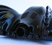 1992 Batmobile  rear
