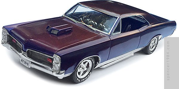 1967 Pontiac GTO from the movie xXx